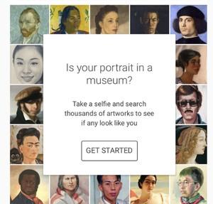Aplikasi Ini Temukan Kembaran Kalian di Museum