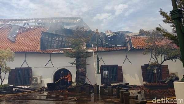 Museum Bahari Terbakar, Gedung Kerap Alami Gangguan Listrik