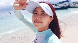 Foto: Liburannya Wanita Bekasi yang Eksis di Drama Korea
