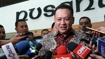 Bamsoet Sebut Pimpinan DPR Baru akan Dilantik 15 Maret 2018