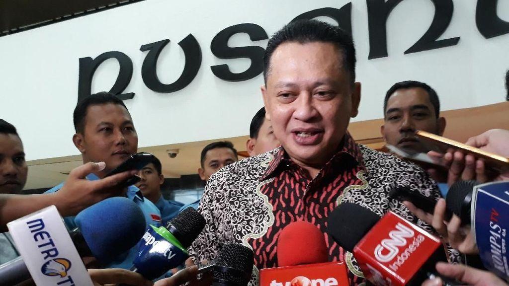 Bamsoet Cs Desak KPK Tuntaskan Kasus Century