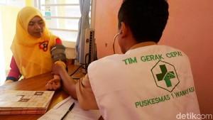 Jalan Rusak Akibat Tanah Gerak, 5 Ibu Hamil di Banjarnegara Dievakuasi