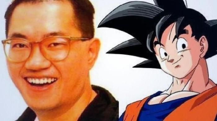 Akira Toriyama, pencipta manga Dragon Ball.
