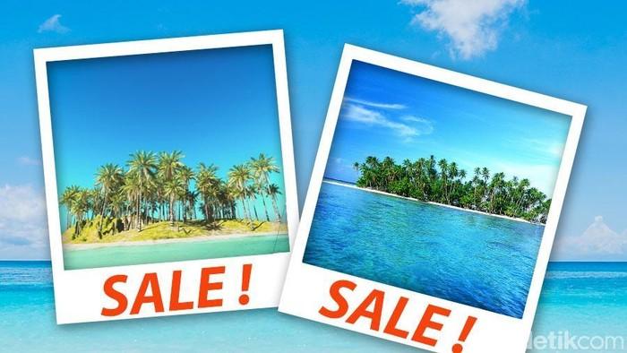 Pulau RI Dijual