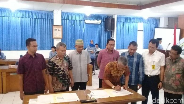 KPU Minta Bakal Cagub dan Cawagub Jateng Perbaiki Dokumen Fotokopian