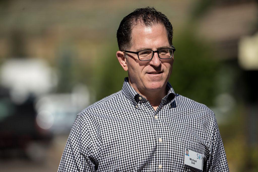 10. Michael Dell memiliki kekayaan senilai USD 22,3 miliar (Rp 312 triliun). Di usianya yang sudah menginjak 53 tahun, maka rata-rata ia berhasil meraup penghasilan sebanyak USD 1,152 juta (Rp 16,15 miliar) per harinya. (Foto: Getty Images)