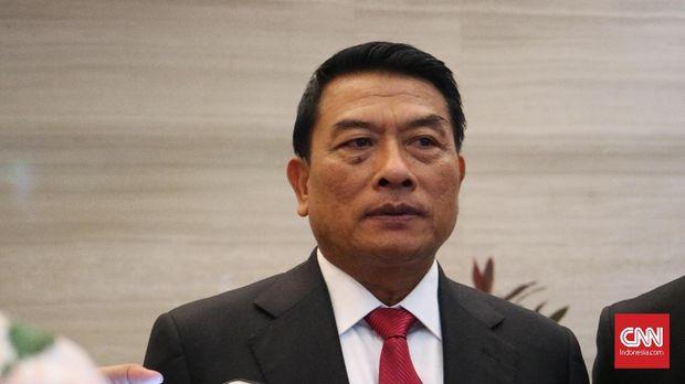 Moeldoko Sebut Berita soal 'Serbuan' TKA China Menyesatkan