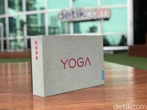 Unboxing Yoga 920, Laptop 2 in 1 Seharga Rp 23 Juta
