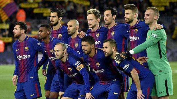 Napoli vs Barcelona, Messi dan Tim Jalani Tes Virus Corona