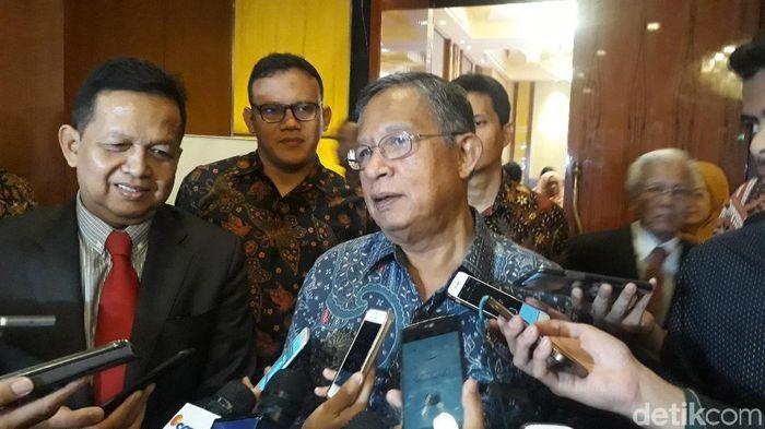 Menteri Koordinator bidang Perekonomian Darmin Nasution (Foto: Fadhly Fauzi Rachman/detikFinance)