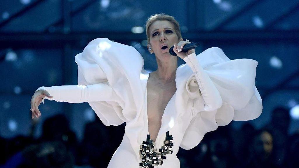 Waspadai Isu Keamanan, Celine Dion akan Dijaga 200 Personel