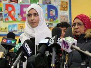 Polisi Kanada: Serangan terhadap Gadis Berjilbab Tak Pernah Terjadi