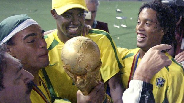 Piala Dunia 2002 jadi kesuksesan terbesar Cafu sebagai pesepakbola.