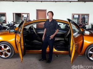 Modifikasi Mobil Bermuka Dua Habiskan Biaya Rp 60 Juta
