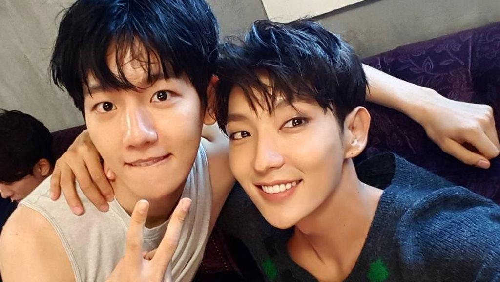 Foto-foto Baekhyun EXO, Si Pemilik Nutella Abs