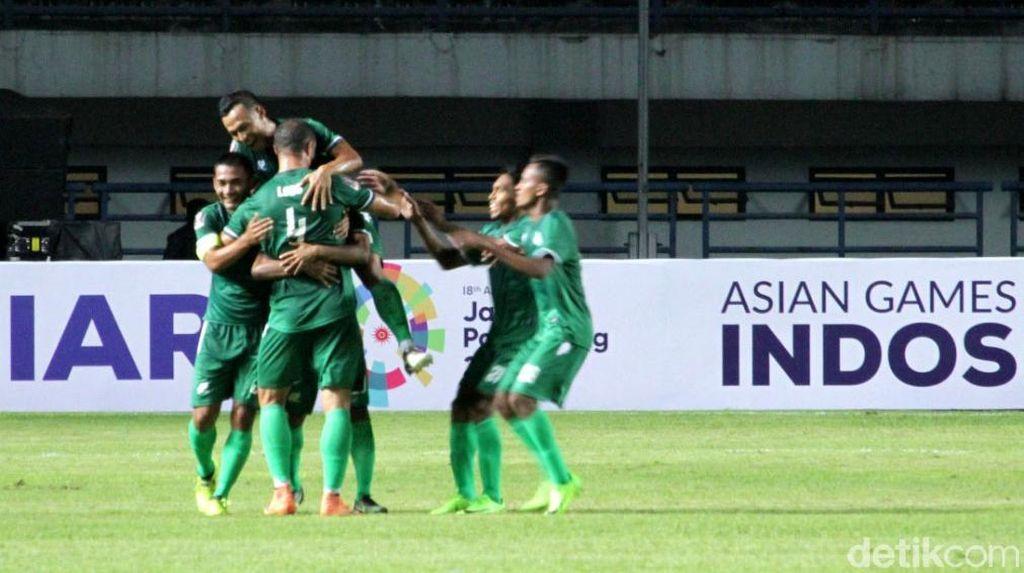 PSMS Diyakini Bisa Rebut Posisi Ketiga Piala Presiden