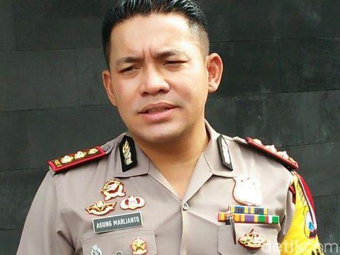 Kapolres Jombang AKBP Agung Marlianto/