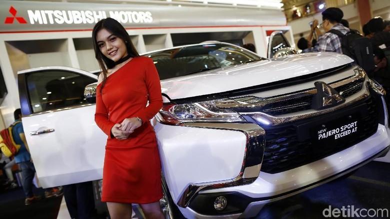 Cara Mitsubishi Goda Konsumen Pajero Sport di 2018 Foto: Rachman Haryanto