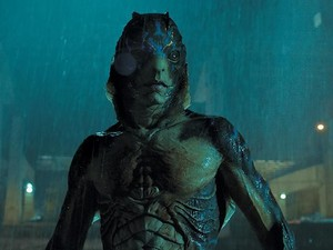 The Shape of Water Dominasi Perolehan Nominasi Oscar 2018