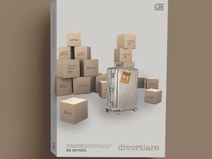 Sampul Baru Novel Divortiare Segera Terbit