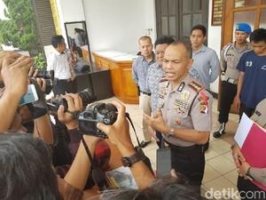 Polisi Tembak Penjambret yang Aksinya Terekam CCTV di Bandung
