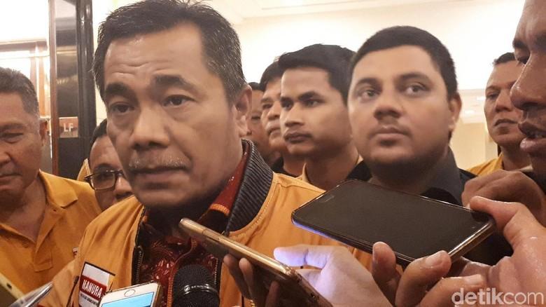 Tepis Tudingan akan Keluar Hanura, Sudding: Saya Pendiri Partai!