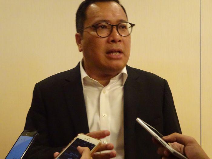 Foto: Wakil Ketua KEIN Arief Budimanta (Foto: Raras Prawitaningrum)