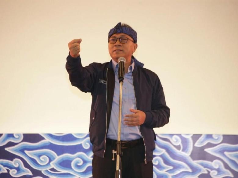 Zulkifli Hasan Kritik Kebijakan Pemerintah Impor Beras