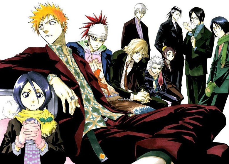 Manga Bleach Sudah Tamat, Tapi Komikus Tite Kubo Masih Gambar Rukia Cs