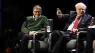 Malangnya Bill Gates, Ditinggal Melinda Kini Sahabatnya