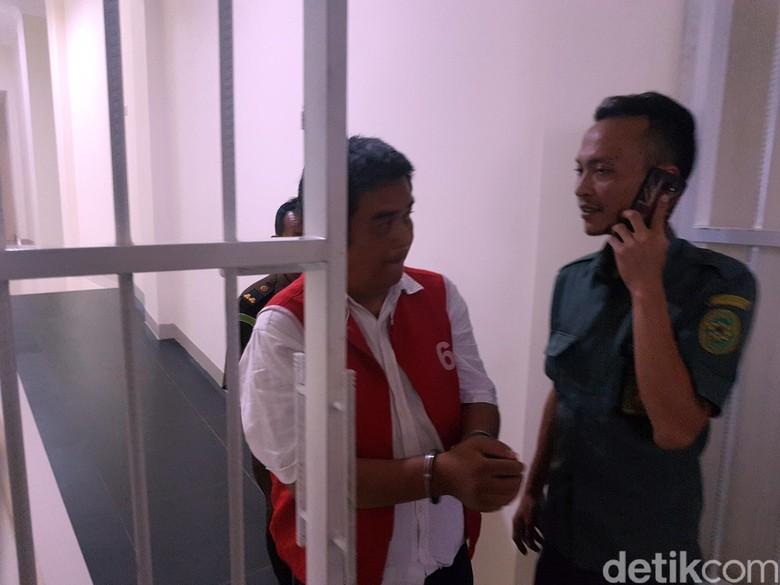 Terdakwa Penggelapan Pasar Pelita Sukabumi Divonis 3,5 Tahun