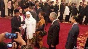 Idrus Marham, Eks Koordinator KMP yang Kini Jadi Menteri Jokowi