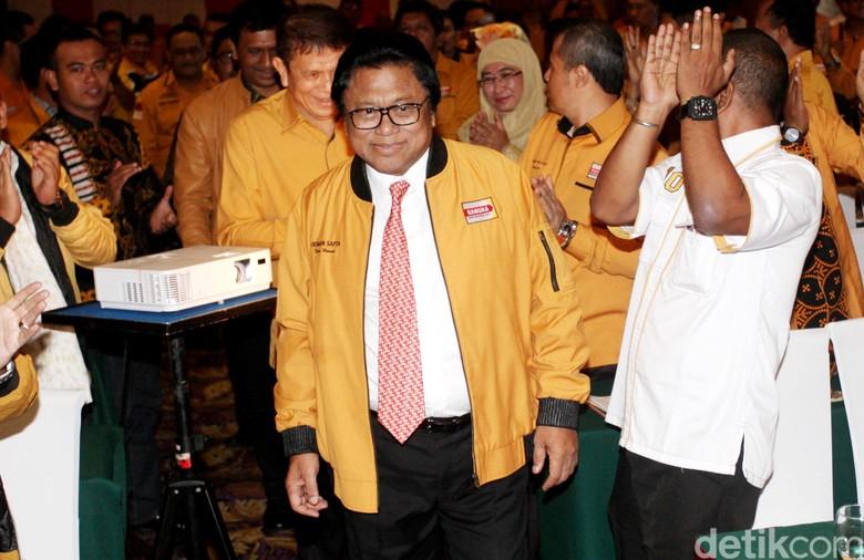 OSO: Mahar Politik Sah, Tapi Harus Masuk ke Partai