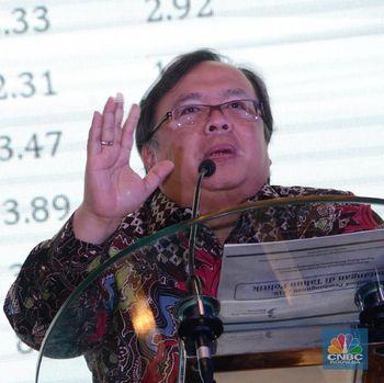 Menteri Bambang Buka-bukaan Soal Investasi Asing yang Jeblok