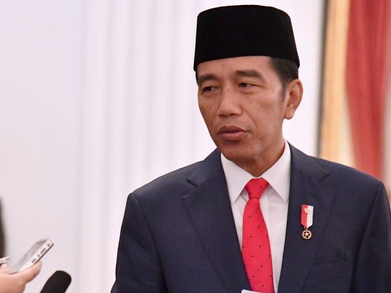 Jokowi: Inisial Cawapres Saya Depannya Pakai 'M'