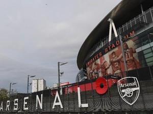 Harga Tiket Paling Mahal Sedunia, Arsenal Kok Pelit?