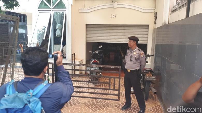 Pabrik Ekstasi di Tangerang Dipasang Peredam Suara dan Dijaga Anjing