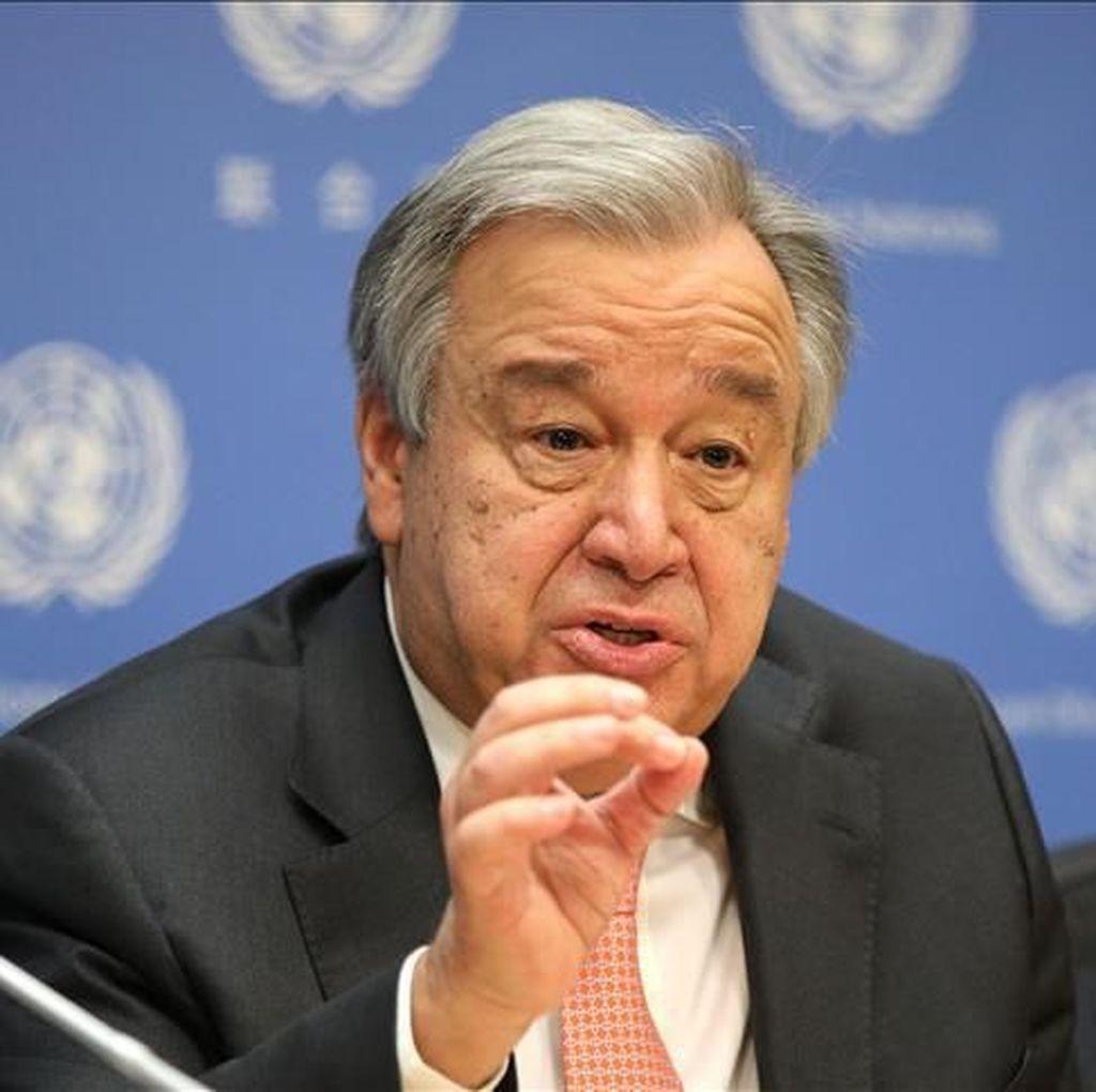 Sekjen PBB Sesalkan Keputusan AS Keluar dari Dewan HAM PBB