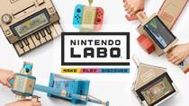 Si Kardus Nintendo Labo Laris Manis