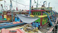229 Kapal Cantrang di Tegal Mau Beralih Alat Tangkap