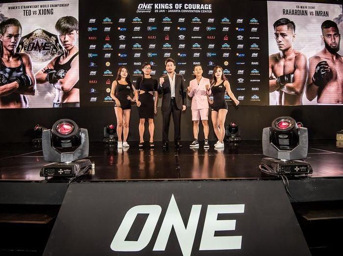 ONE Championship Jakarta digelar 20 Januari besok (dok.ONE Championship)