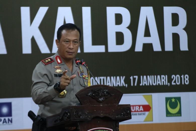 Polda Kalimantan Barat Bentuk Satgas Pilkada Damai