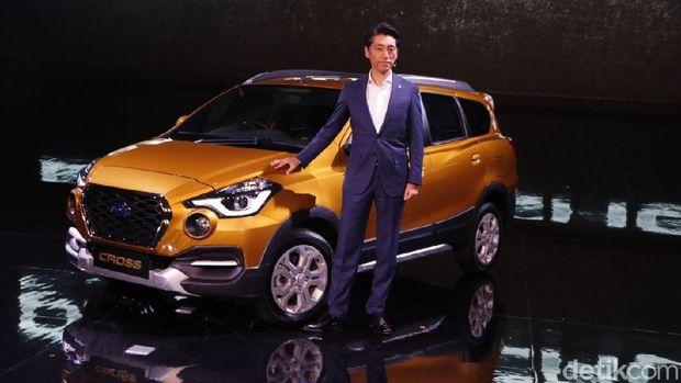 Presdir PT Nissan Motor Indonesia Eichii Koito
