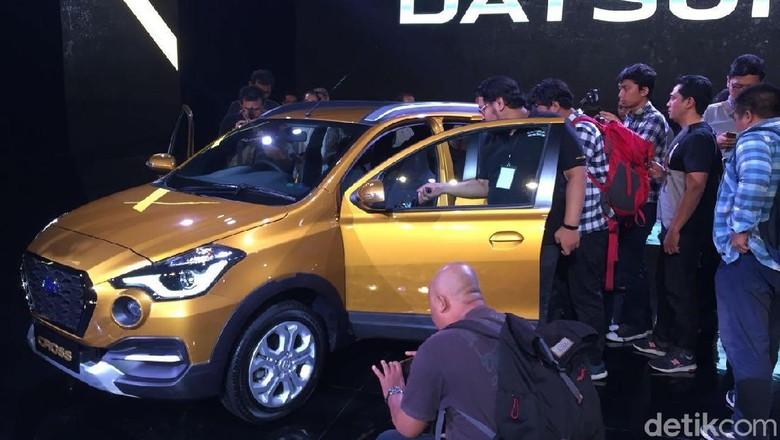 Datsun CROSS (Foto: Dadan Kuswaraharja)