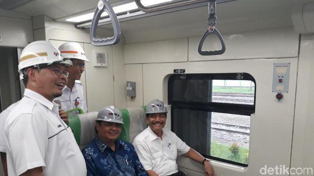 INKA garap proyek kereta LRT Rp 3,9 triliun