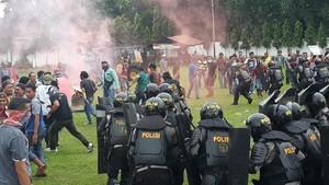 Simulasi Pilkada di Madiun, Ibu Hamil Dilibatkan