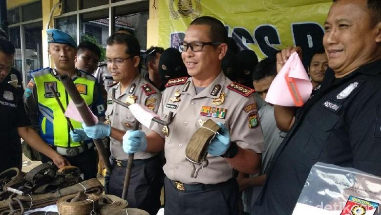 3 Anggota Begal Big Boys di Cakung-Cilincing Diringkus Polisi