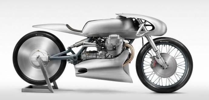 Airforce Lahir Demi Mengenang Pendiri Moto Guzzi