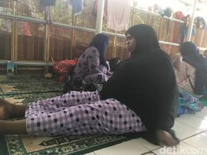 Fatima, Pencari Suaka yang Telantar di Kalideres Hamil 9 Bulan