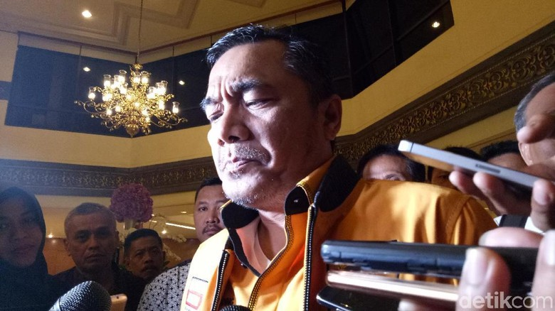 Kubu Ambhara Minta Menkum Tak Buru-buru Putuskan Legalitas Hanura